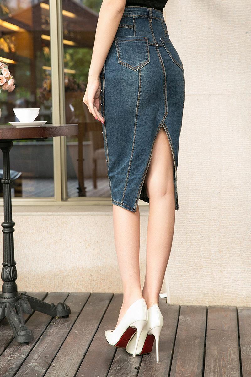 Можно ли с джинсов сшить юбку