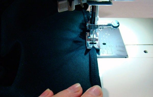 Как сшить юбку без оверлока 43