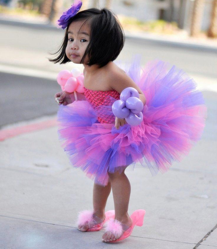 Фото детские юбки пышные