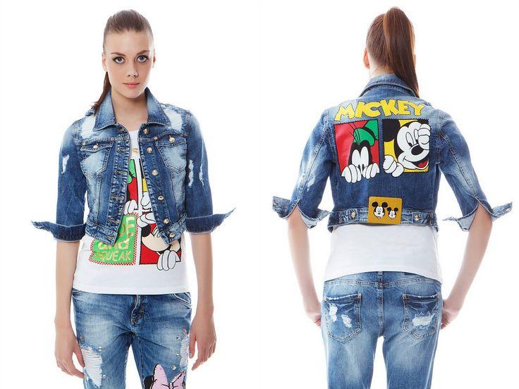 джинсовой куртке рисунки на спине
