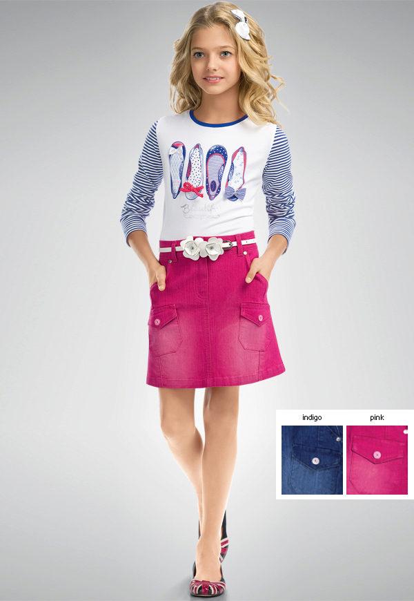 Как сшить джинсовую юбку для девочки из старых джинсов фото 125