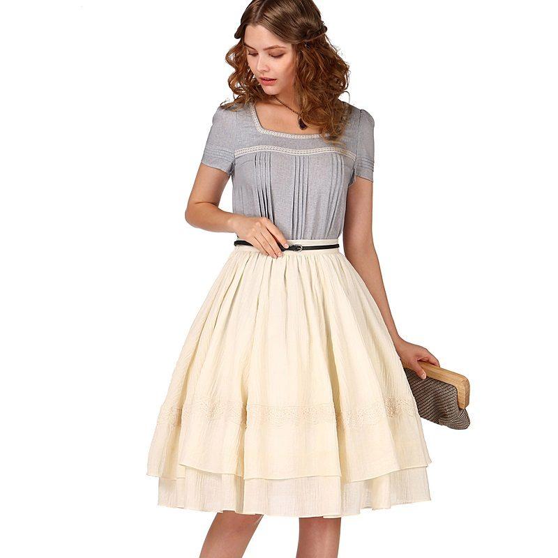 Жесткие юбки