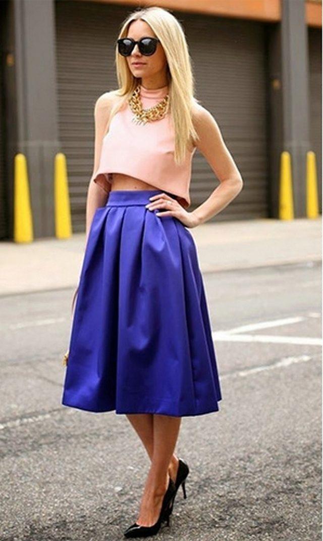 Блузка к юбке татьянке