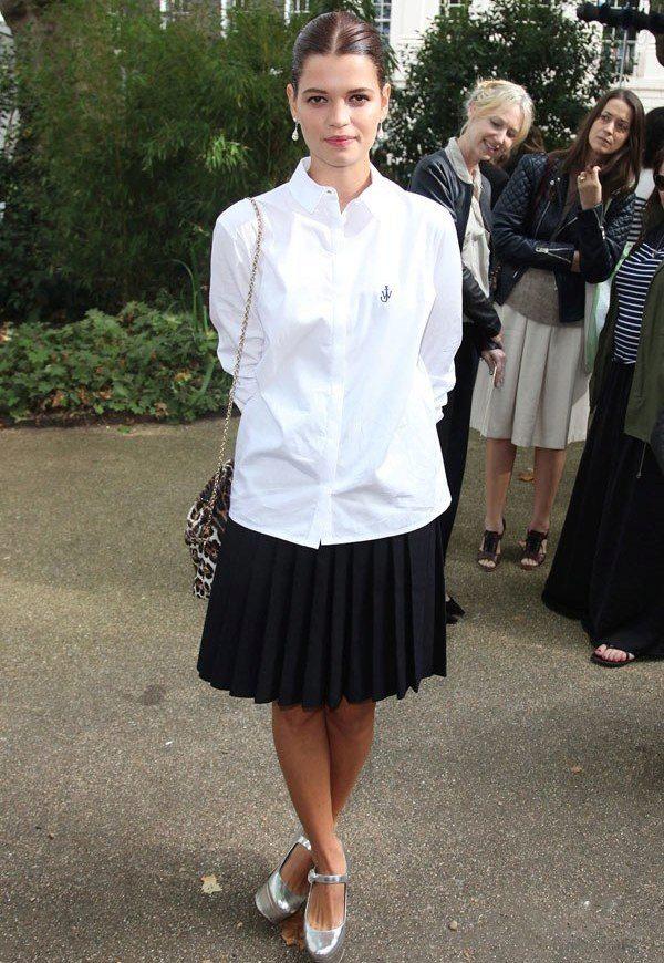 Форма для первоклассницы юбки