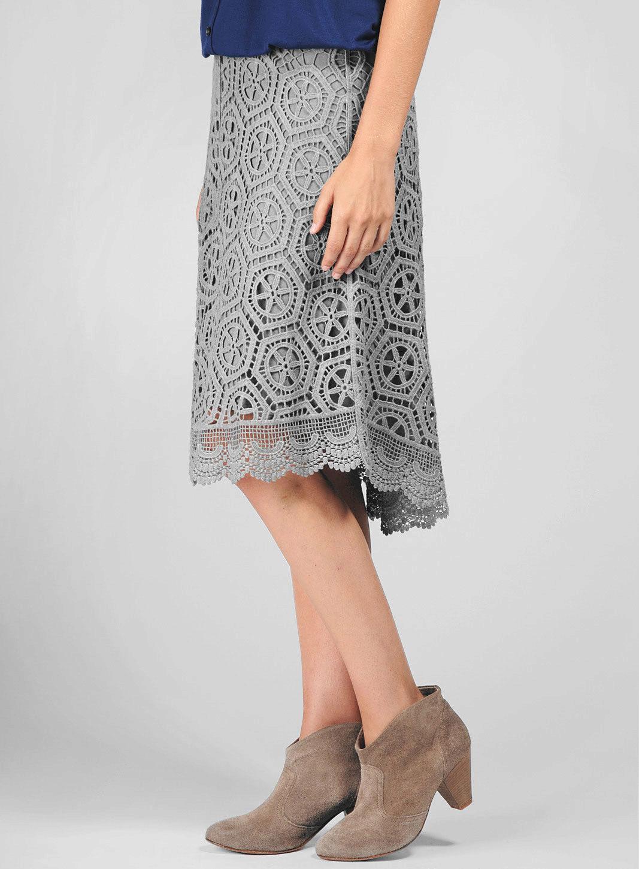 Вязанные юбки для женщин