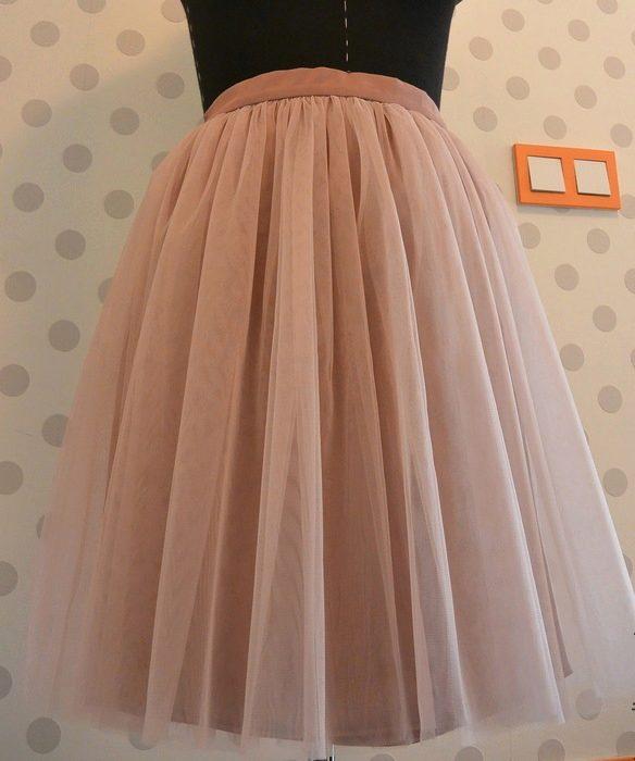 Пачка юбка с какой ткани шить
