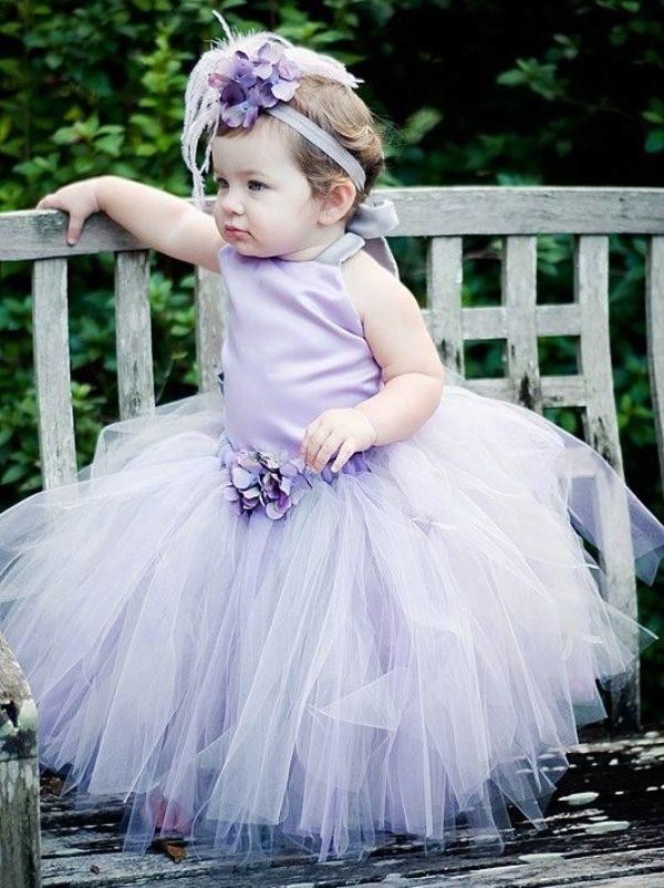 Платье пачка для детей