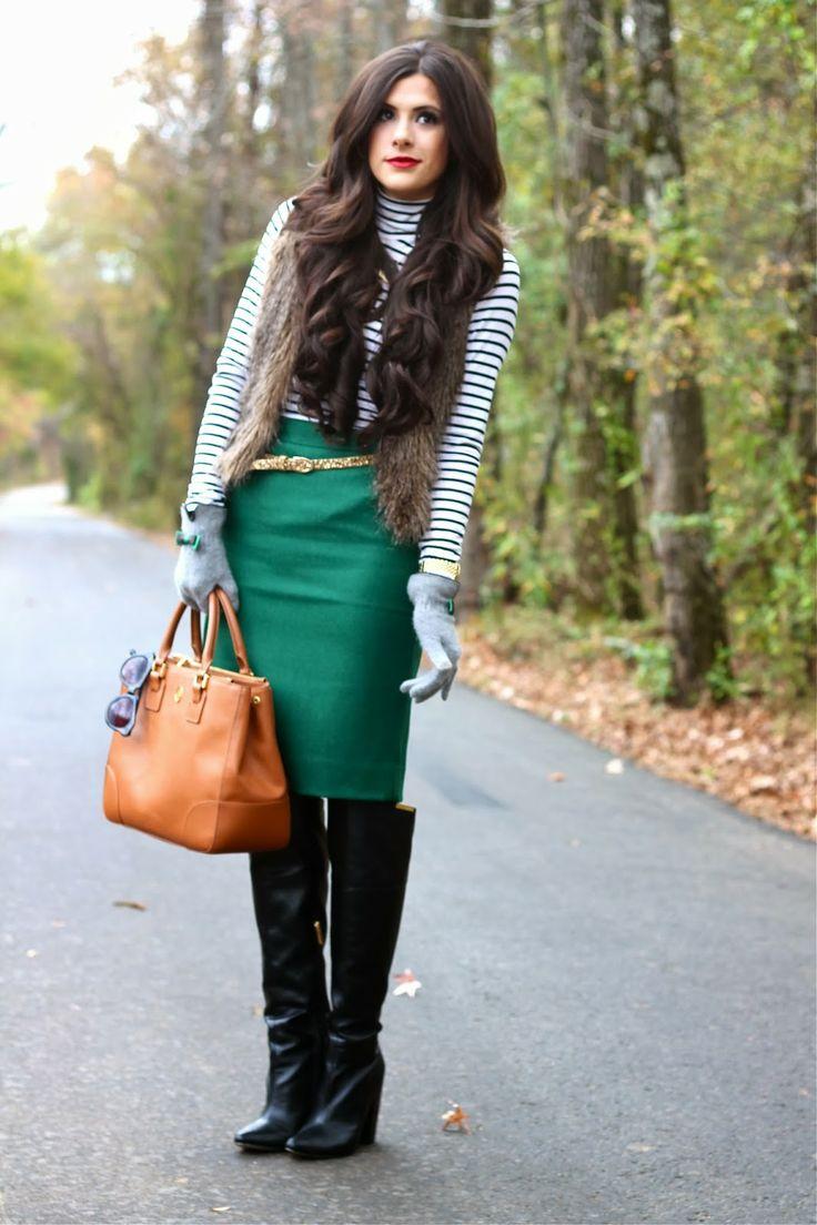 Как правильно носить юбку с сапогами, ботильонами и ботинками картинки