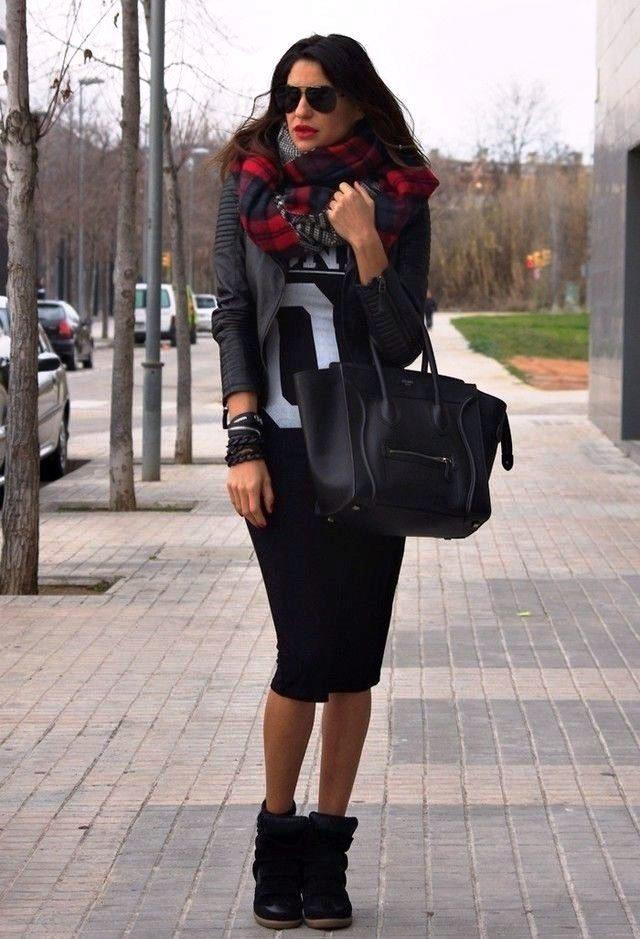Красивые кеды для юбку