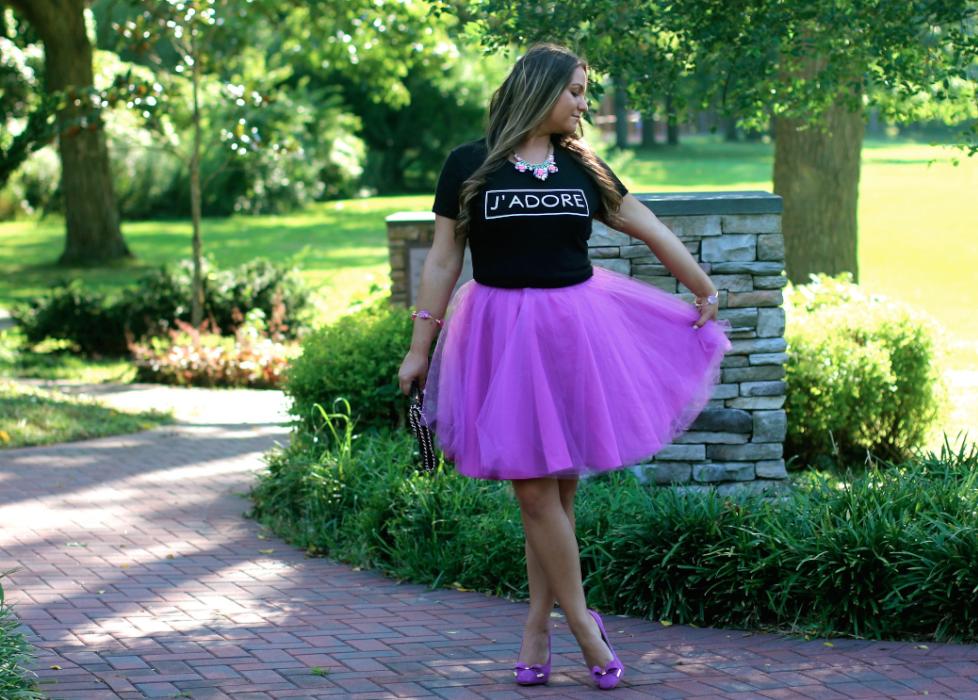 Как сшить юбку из фатина для девушки своими руками 29