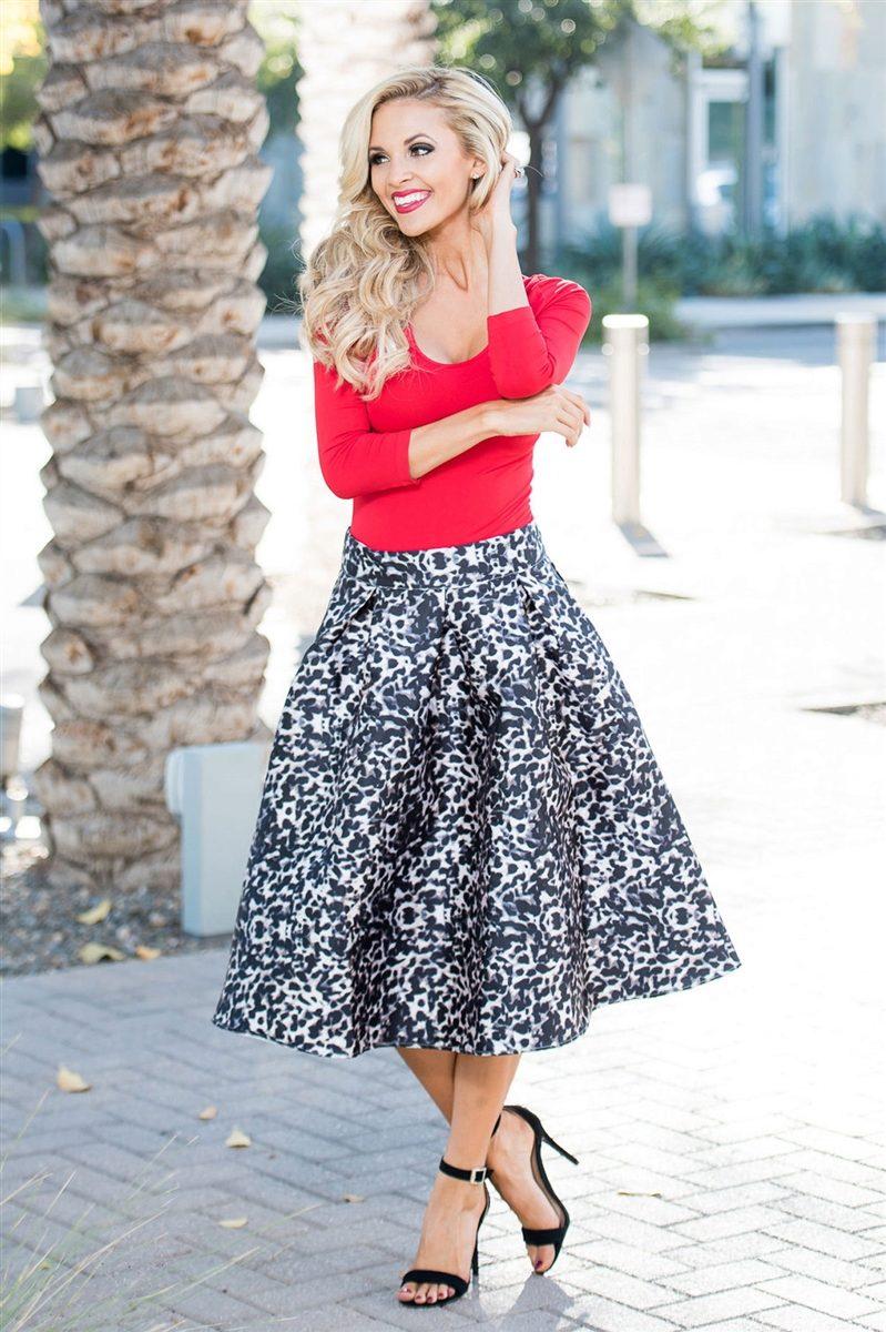 Как сшить юбку стиляги 129