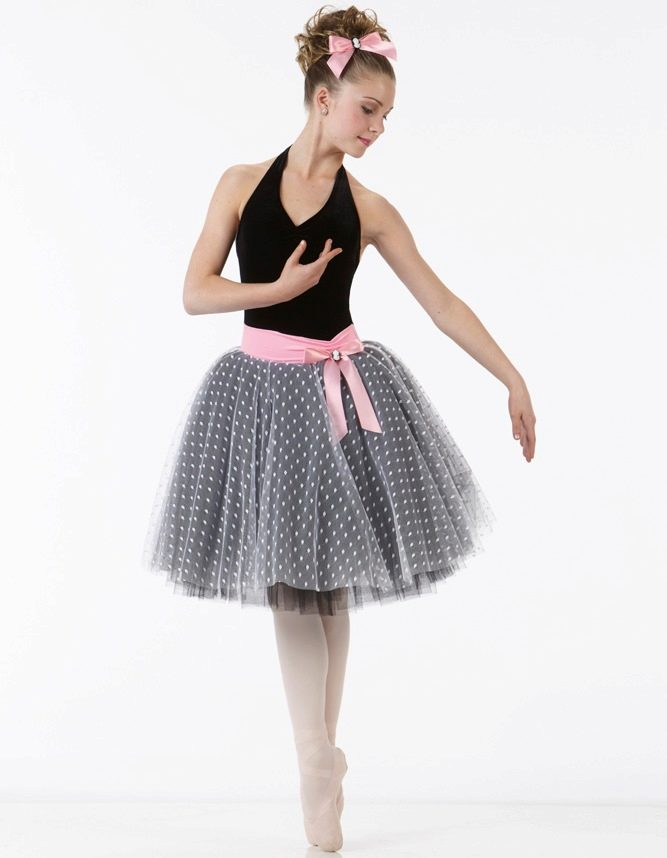 Юбки для занятий хореографией