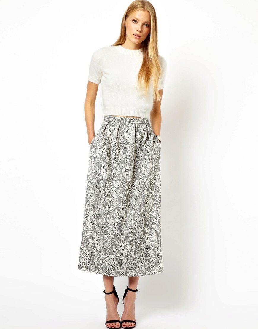 Модные юбки с пайетками. Создаем яркий образ. - volshebnaya-live 91
