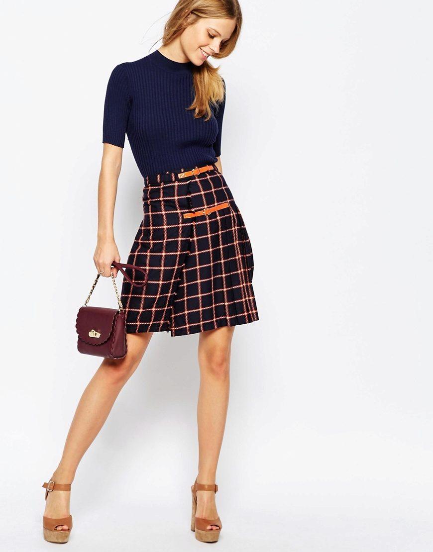 Какой длины может быть мини юбка