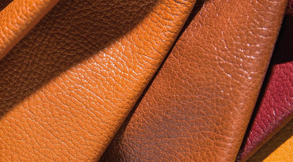Как сделать ткань как кожу