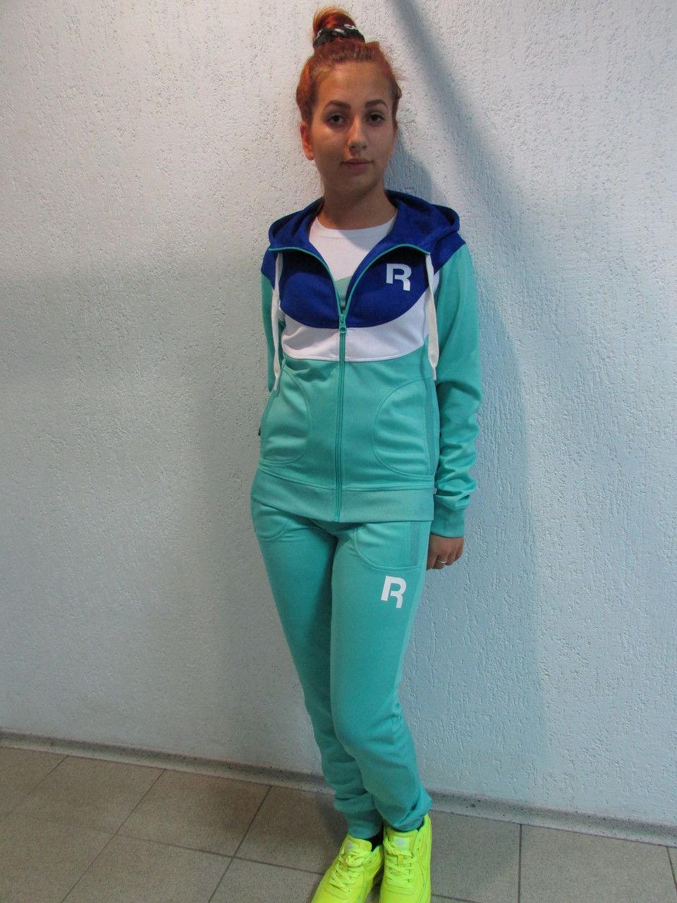 Женский зимний спортивный костюм на меху AS8-SKBA