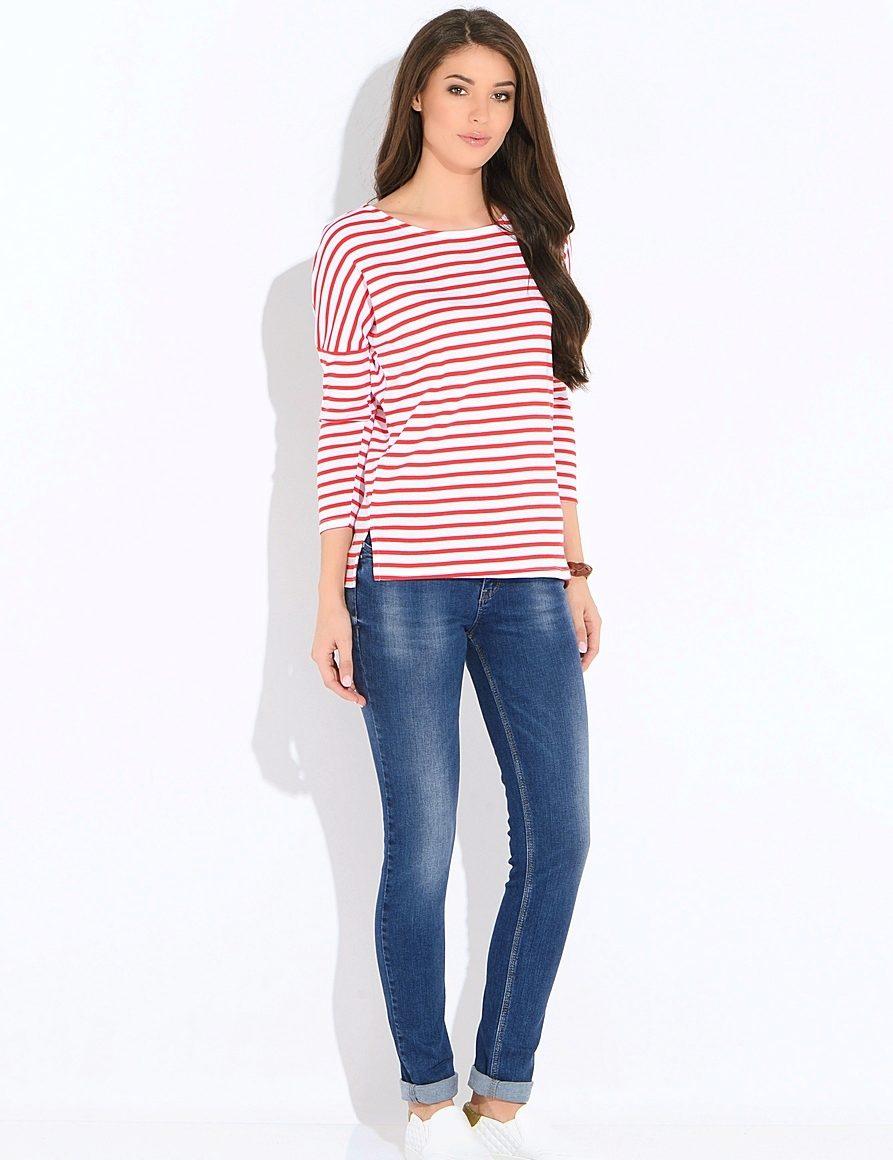 Хопастые девачки в джинсах фото 147-357