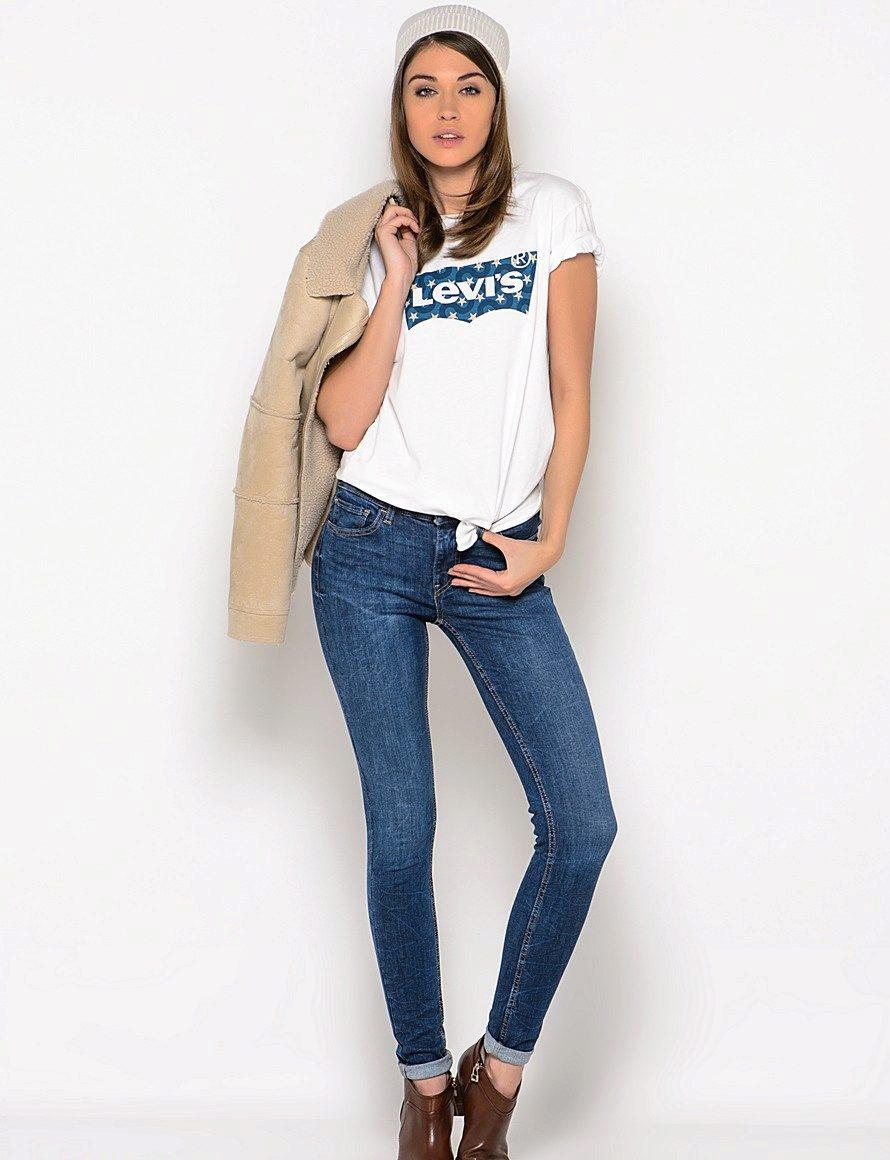 Левис джинсы