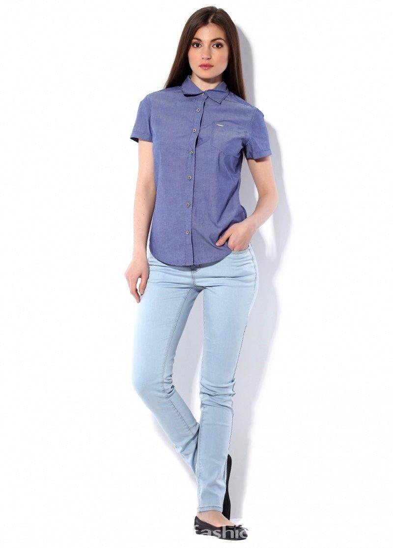 Мода на женские джинсы весна-2016: нестареющая классика