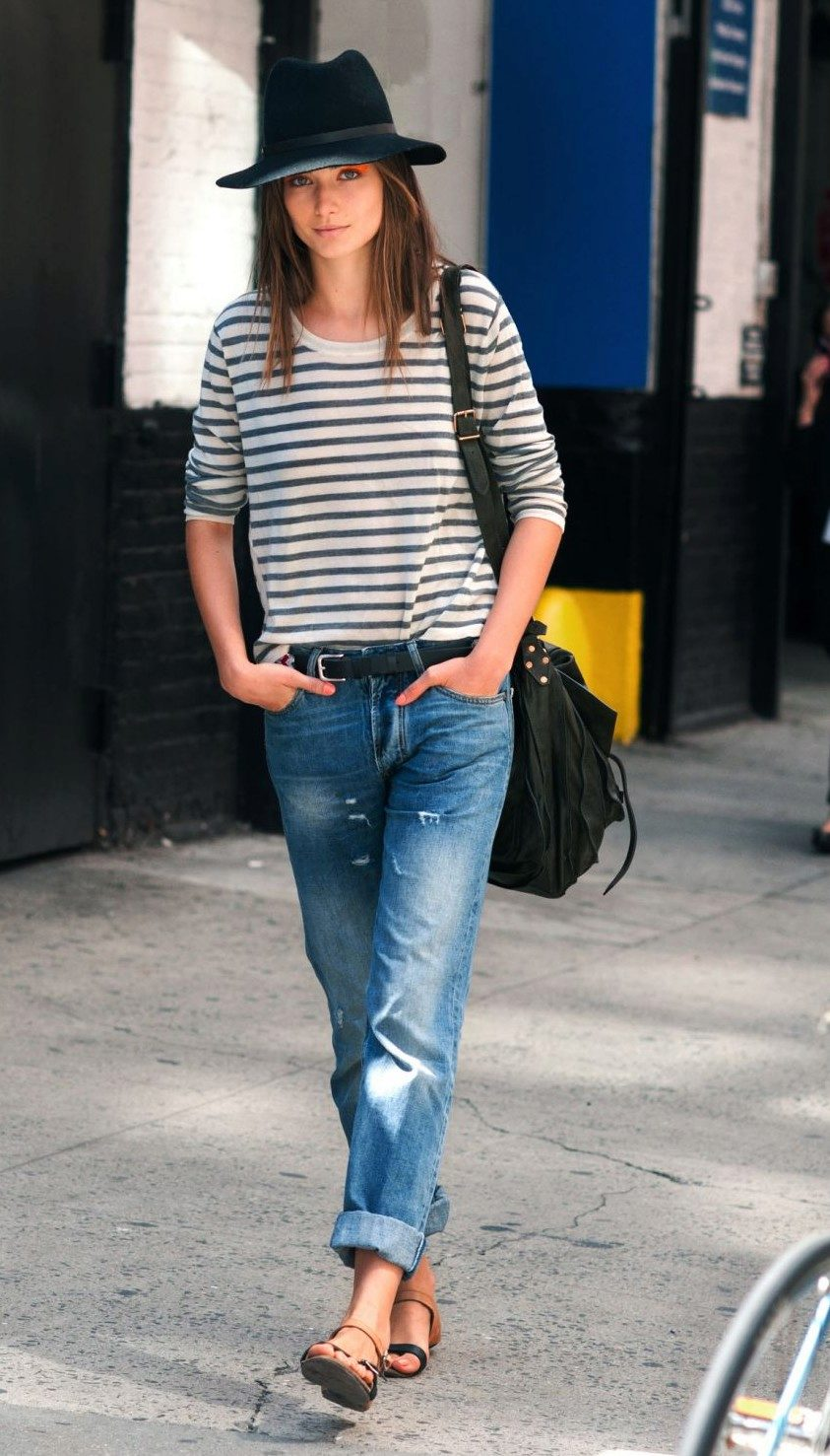 Jeans and shoes fashion 25