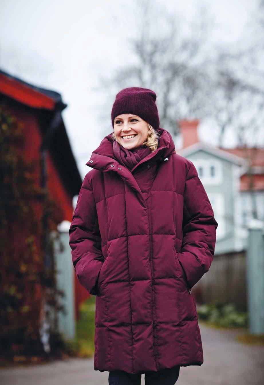 Финская одежда для полных женщин