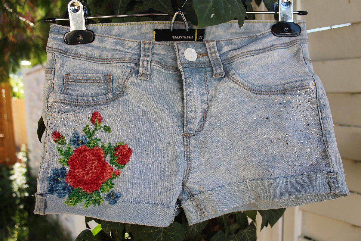 Модные шорты своими руками фото 922