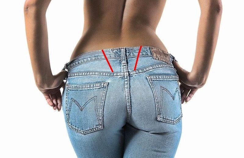 Как ушить в поясе джинсовую юбку