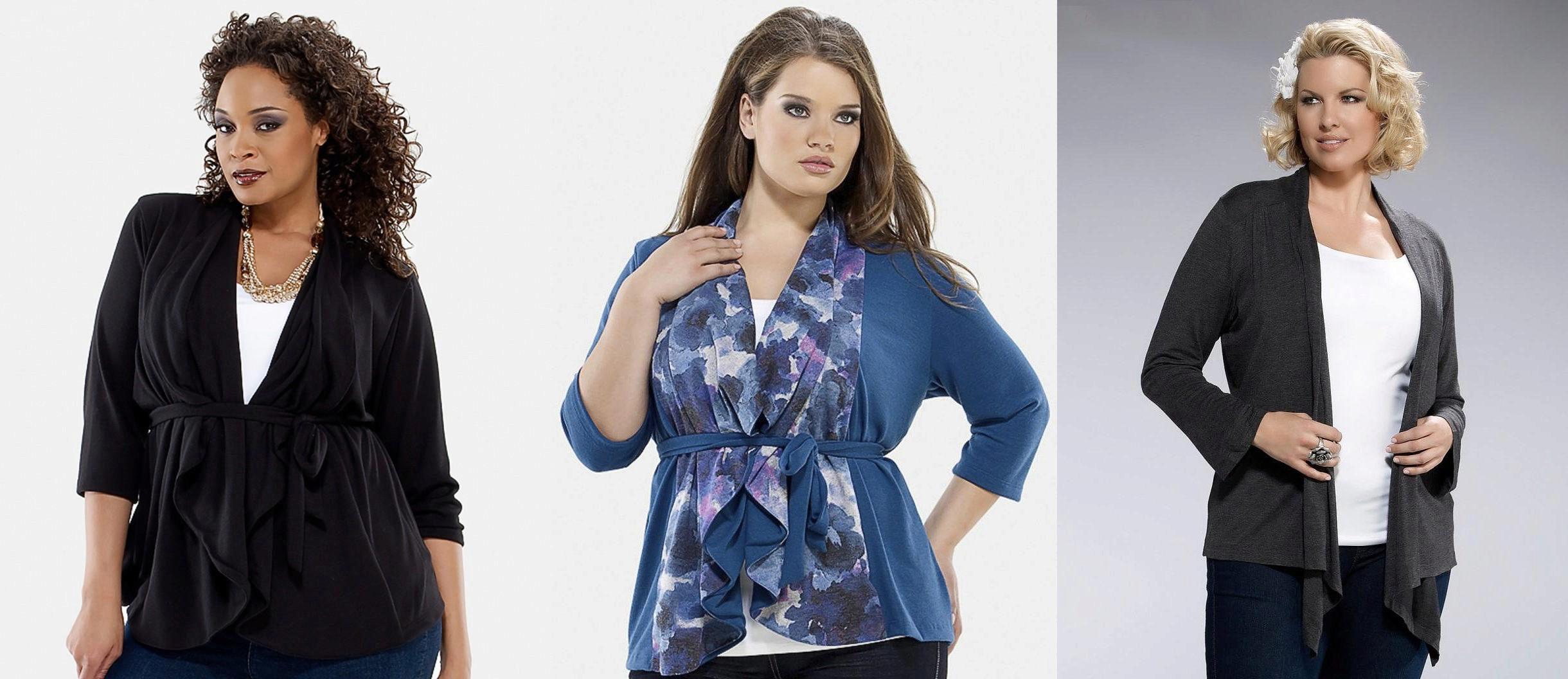 Купить стильные платья больших размеров оптом