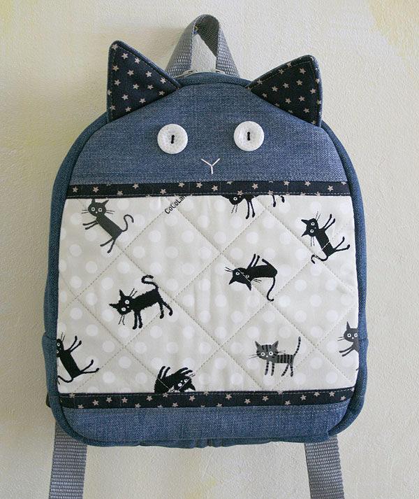 Эргономичный рюкзак как сшить мастер класс сделать #9