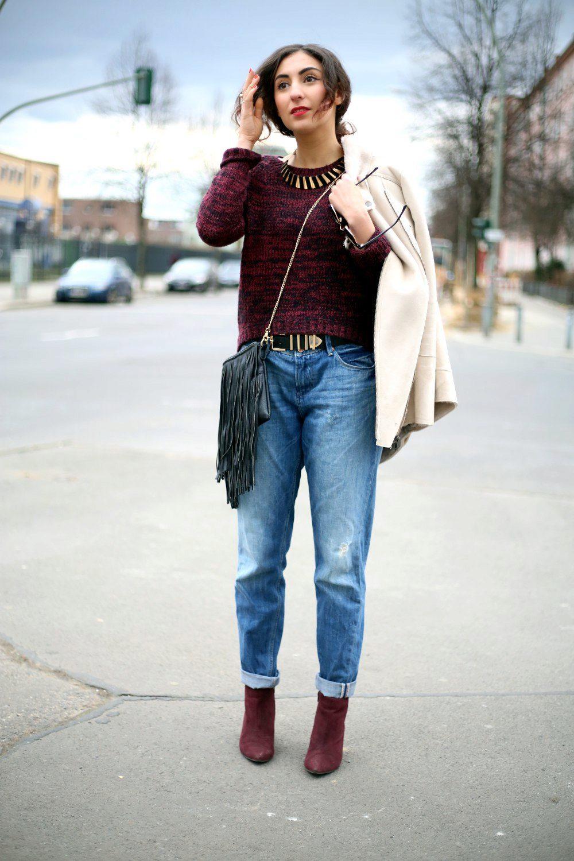 Как носить джинсы с каблуками, чтобы не выглядеть провинциально новые фото