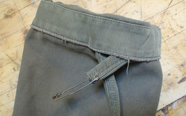 Как сшить плед из старых джинсов