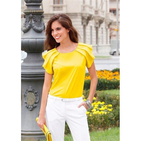 a32de774002 Блузка с рукавом реглан (49 фото)  с чем носить
