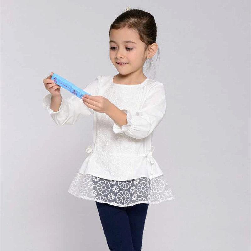 7f207f46824 Блузки для девочек (61 фото)  детские нарядные и молодежные модели ...