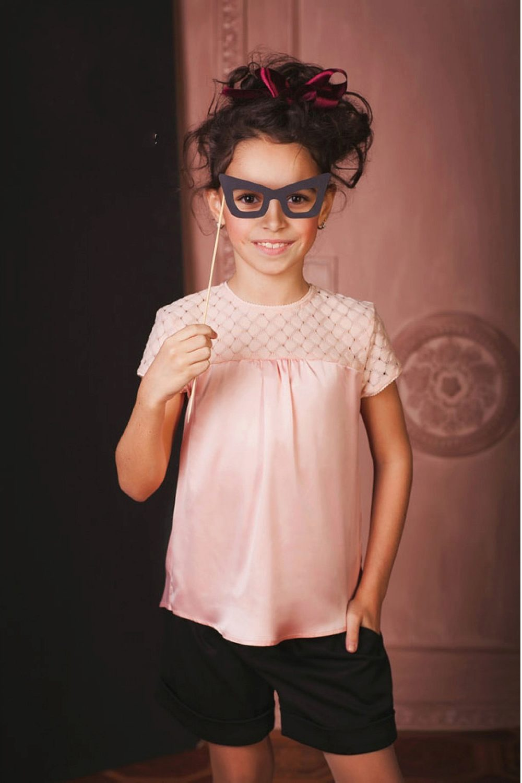 Молодежные Блузки