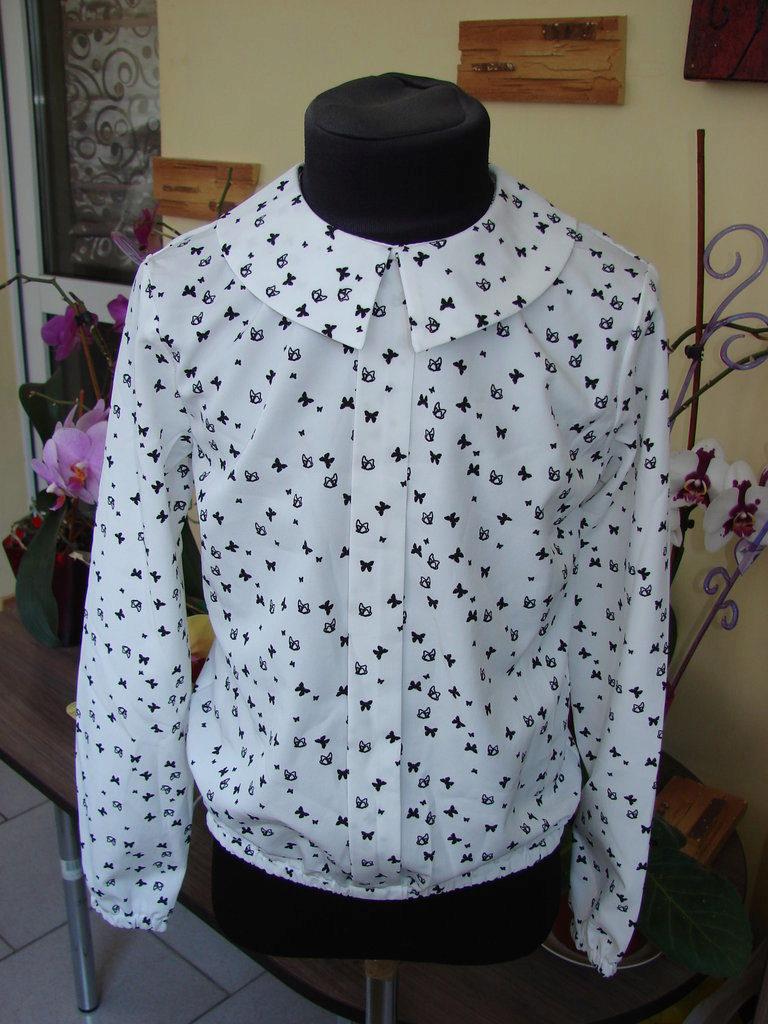 Блузка Для Девочки Польша Купить