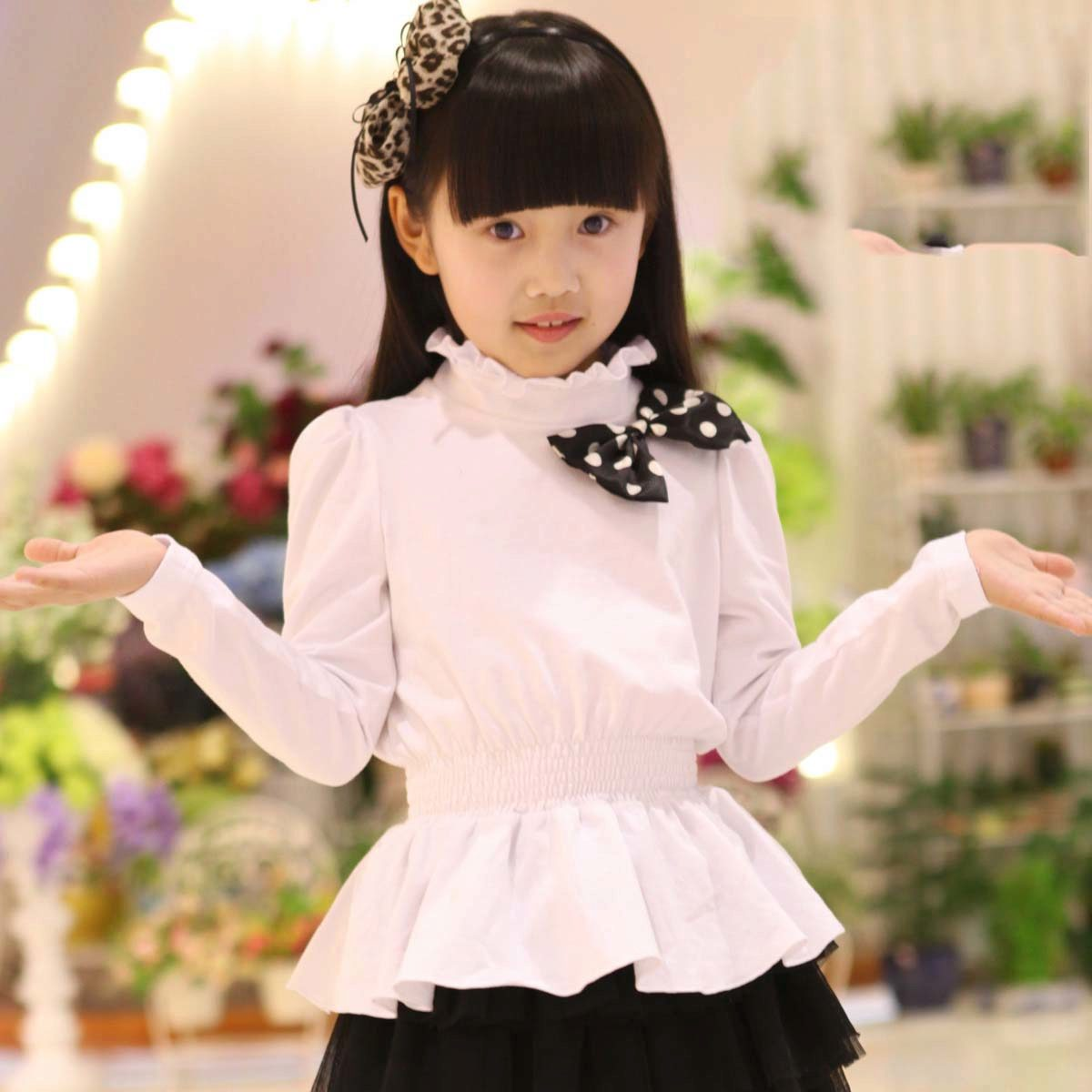 Купить Блузки Для Школы Для Девочек