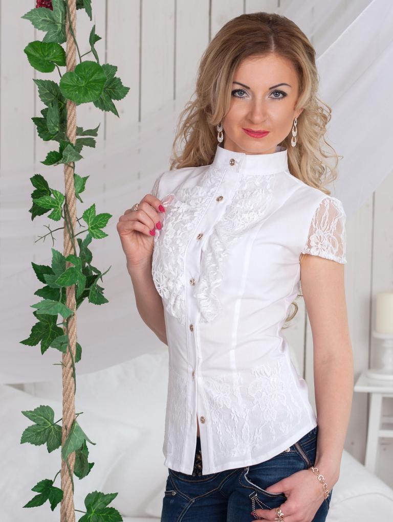 Фото срываем блузки