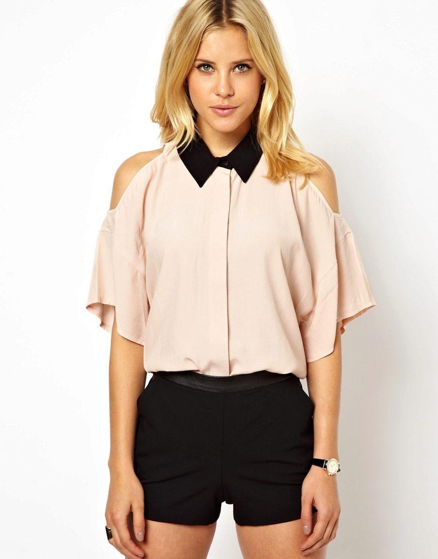 Смотреть блузки