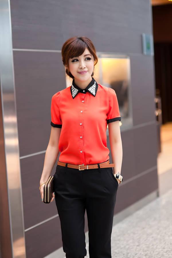 ec0055a1883 Черная рубашка (55 фото)  с чем носить женские рубашки