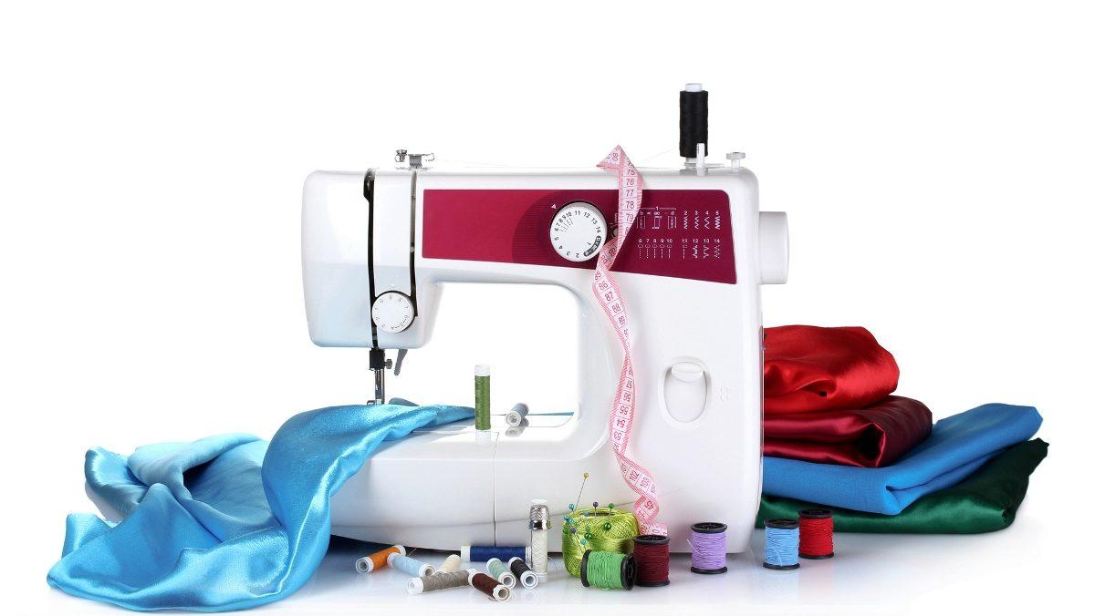 Машина швейная для шитья кожи