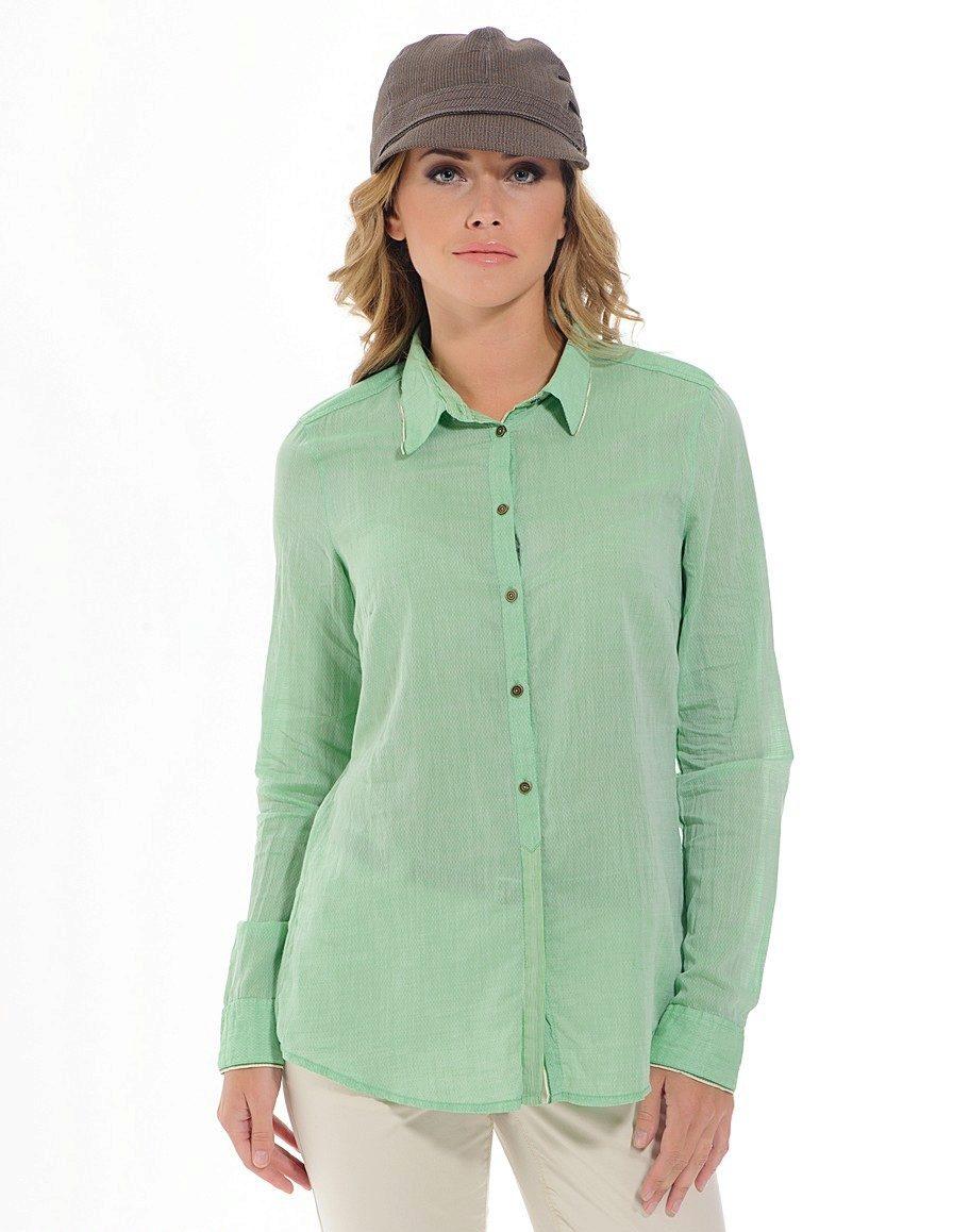 174ce7f534f6784 Рубашки светло-зеленого цвета (лайм, фисташки, салатовый) подходят для  создания очень нежного и романтического образа.