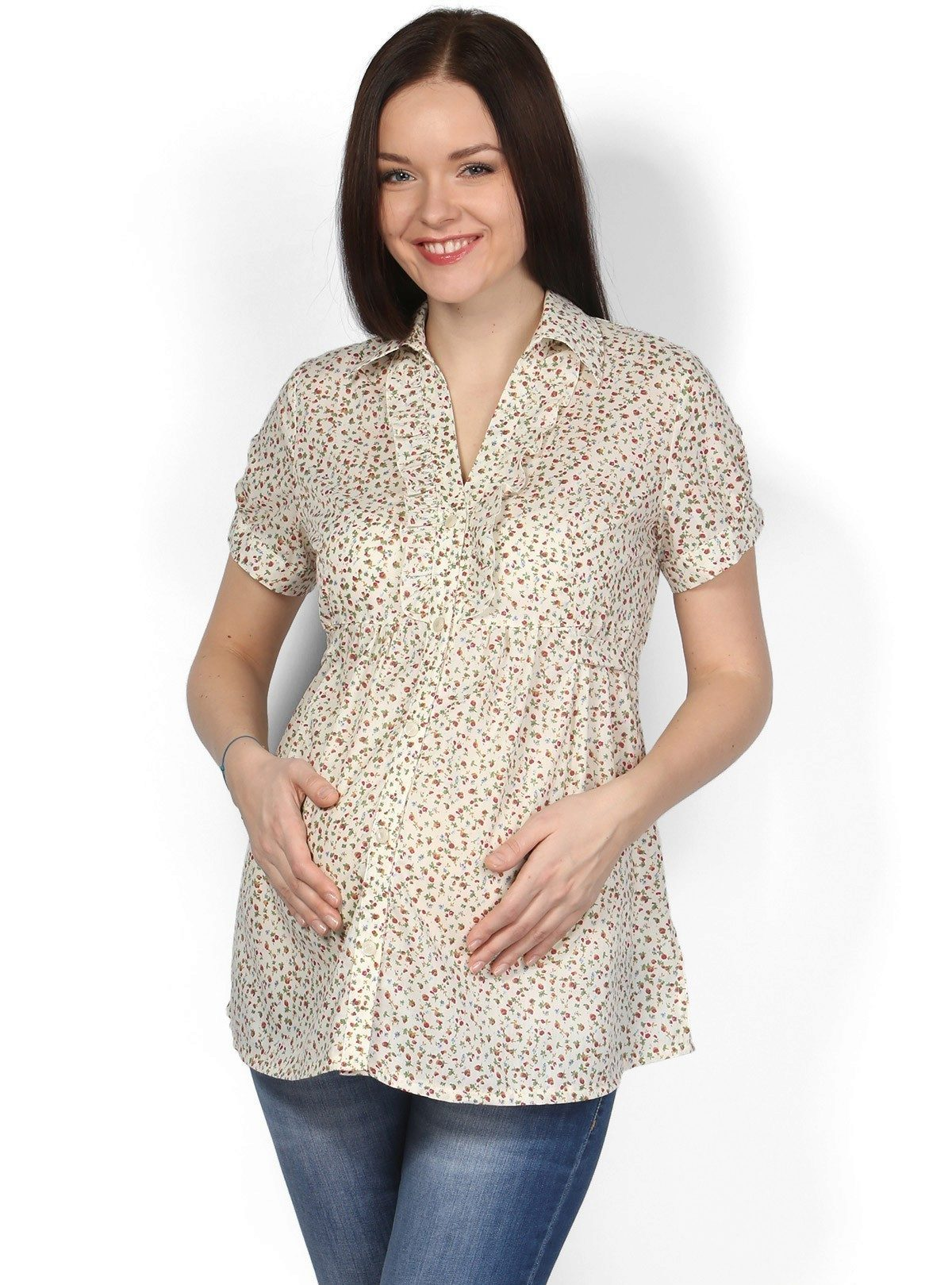 Рубашка для беременных своими руками из мужской рубашки своими руками