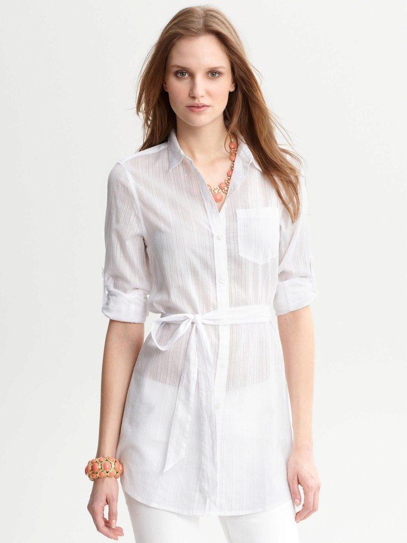Рубашка Туника Женская