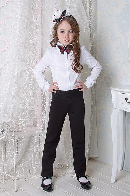 школьные брюки для девочек