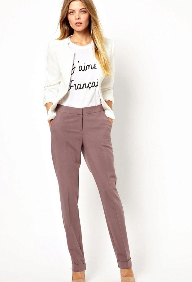 Модные женские брюки 2017 купить