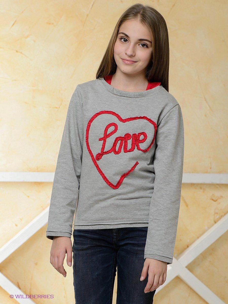 Пуловер Для Девочки Подростка