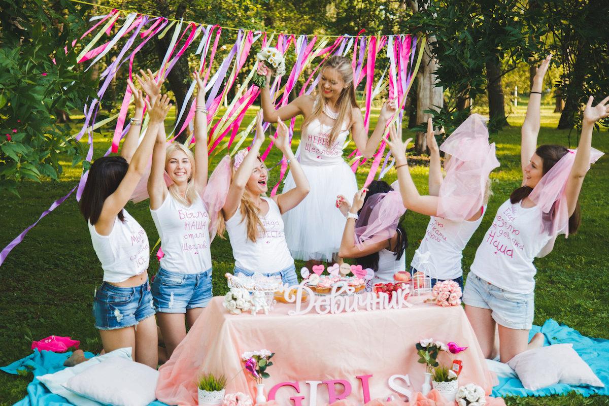 Варианты фотосессии в день рождения летом