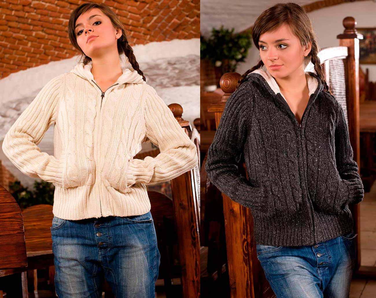 модная кофта на молнии 60 фото популярные модели цвета материалы