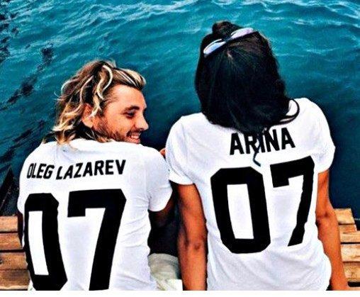 Фото на футболках на годовщину свадьбы