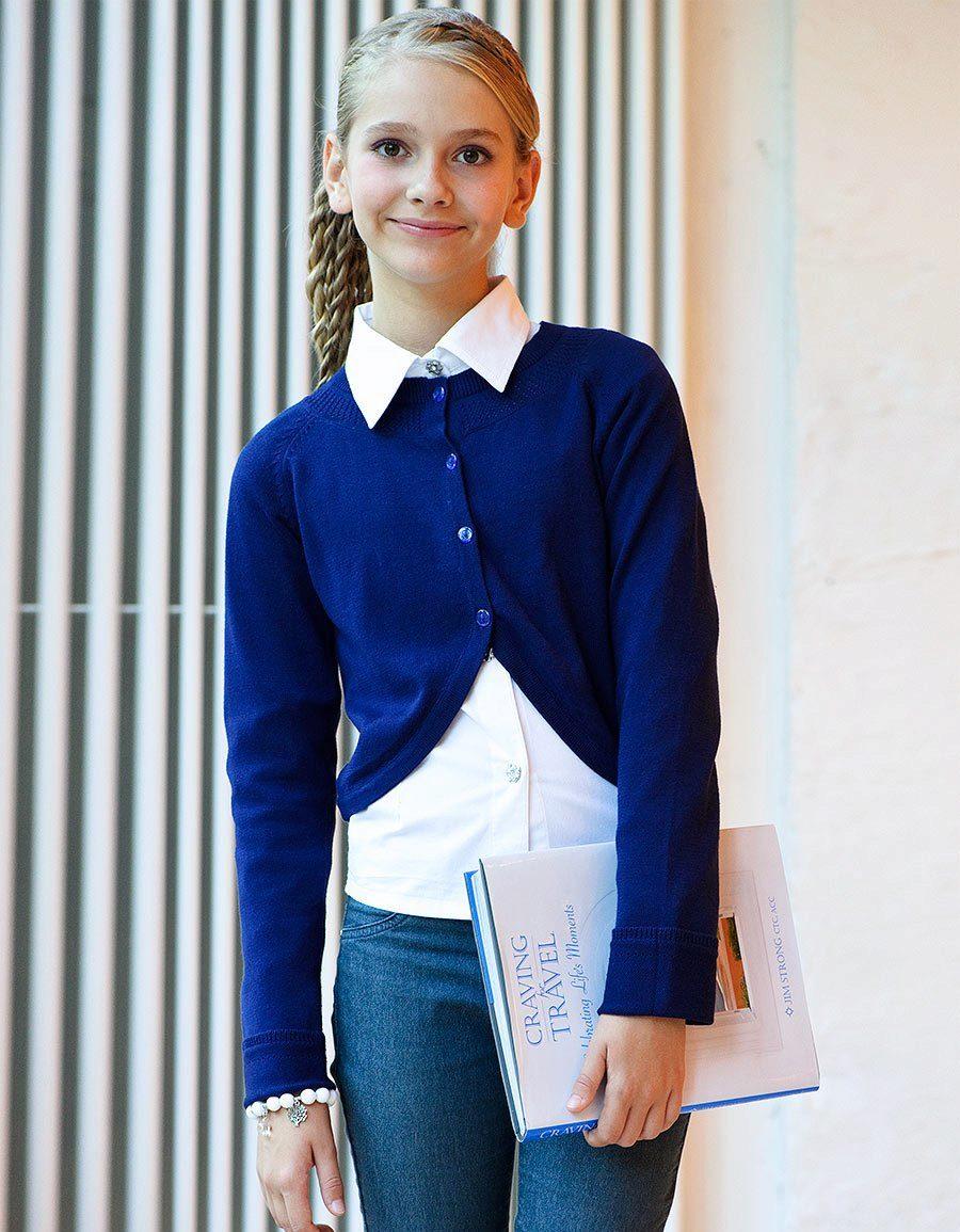 школьные кофты для девочек 60 фото вязаные для подростков кофта